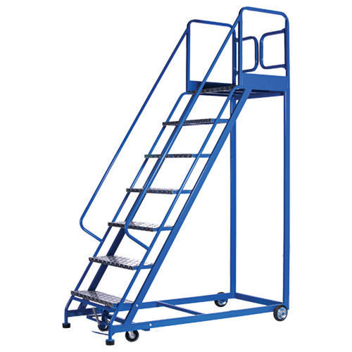Wheel Ladder At Rs 15000 Piece Step Ladders Id 17327650988