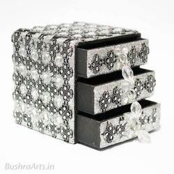 Marble Handmade Jewelry Box