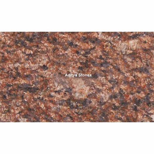 Cherry Brown Granite, Thickness: 15-20 mm