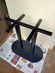 Rakshit Restuarant Table Frame, For Restaurant, Size: 4x2