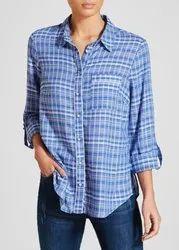 Branded Export Surplus Ladies Shirt
