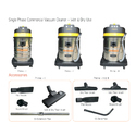Commercial Vacuum Cleaner - Prime II
