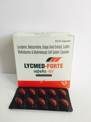 Lycopene With Multivitamin Multimineral Softgel Capsules