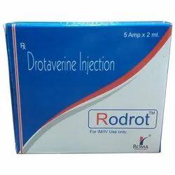 Drotaverine Hydrochloride 40mg