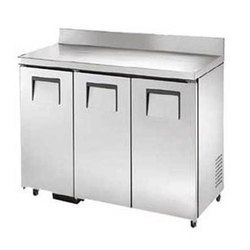 Stainless Steel Work Top Refrigerator