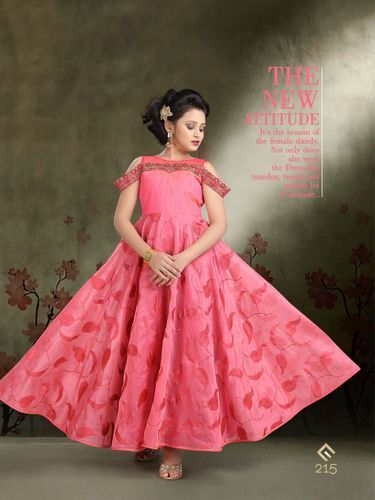 ec28c83bd2 Kids Gown - Kids Wedding Wear Manufacturer from Surat