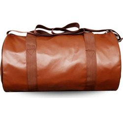 Leather Gym Duffle Bags