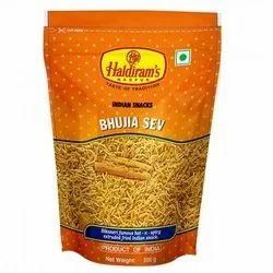 Haldiram Bhujia Sev Namkeen, Packaging Size: 200 Gram