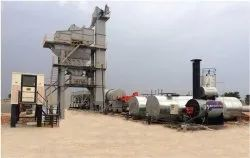 2000 Asphalt Batch Mix Plant