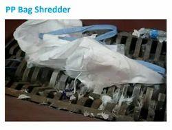 PP Bag Shredder