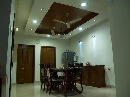 Gypsum Ceiling Design in Chennai, Ashok Nagar by Target ...