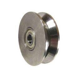 Steel Grooved Rollers