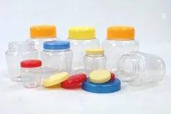 Plastic Dom Jar Cap