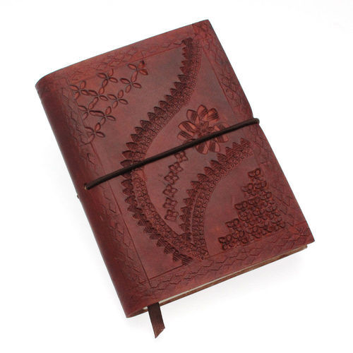 Personal Diary Scrap Book// Doodle Book Christmas Gifts Genuine Leather Genuine Leather Journal Travel Book Writing Notebook