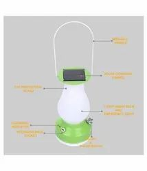 Paykars 20 W Solar Lamp, For Home