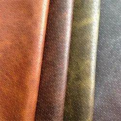 Plain PVC Leather Cloth