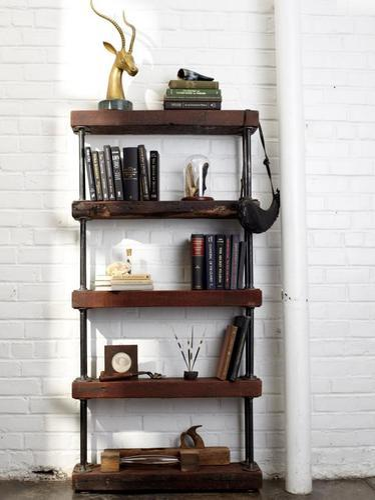 Home Bookshelf At Rs 220 Square Feet