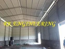PEB Industrial Shed & Manufacturing Plant