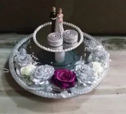 Engagement Ring Jewelry Platter