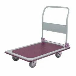 Stainless Steel Platform Trolley (SS)