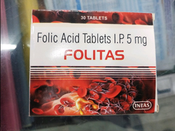 Folitas 5 mg Tab