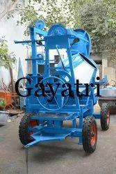 Mixer Machine with lift
