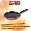 Nirlon Aluminum Non Stick Omelets Flat Tawa