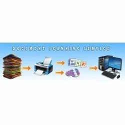 Document Scanning And Digitization Service, Pan India