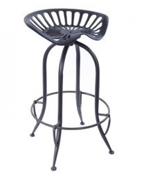 Industrial Cast Iron Tractor Seat Stool And Chair