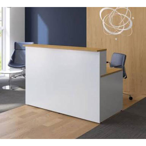 Wooden Reception Counter