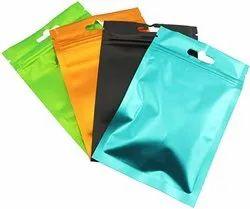 Multicolor Zip Lock Bags