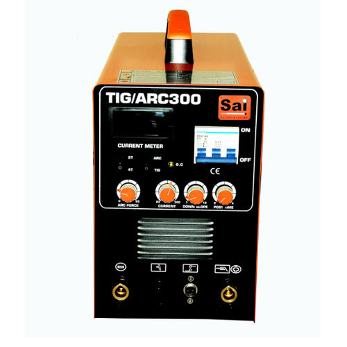 Sai Tig Arc 300 Single Phase Welding Machine