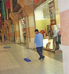 Commercial Malls Housekeeping Services