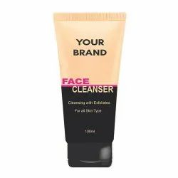 Cleanser With Exfoliates