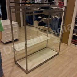 Panel Cloth Rack