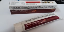 Diclofenac, Methylsalicylate, Linseed Oil, Menthol, Capasaicin Hotgel
