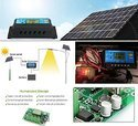 PWM Solar Charge Controller Charger 30A Energy Converter