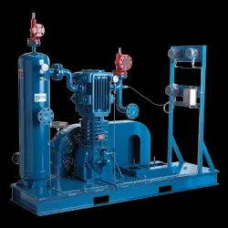 Equipped with Two Double-Acting Cylinders Reciprocating Gas Compressors