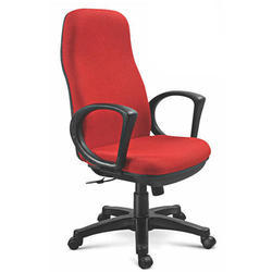 SPS-158 High Back Red Executive Chair