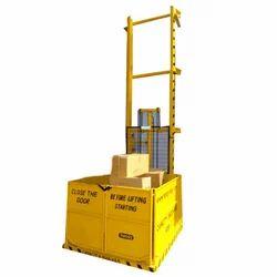 Wall Mounter Hydraulic Powered Goods Lift