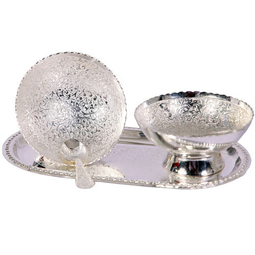 Silver Gifts For Indian Wedding: Multi Colour Corporate Silver Gifts, Rs 325 /set, Rela