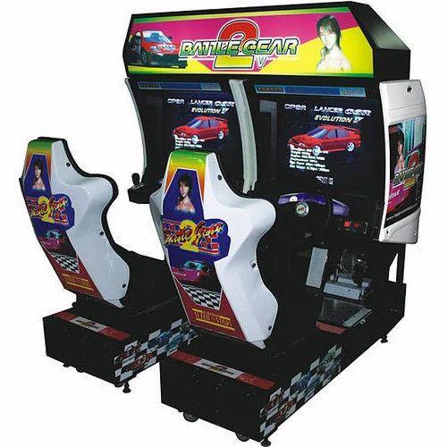 battle gear 2 racing simulator machine at rs 190000 set game