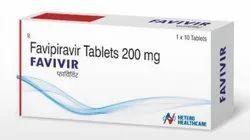 Favipiravir 200 mg Favivir