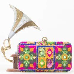 Ethnic Clutch Bag