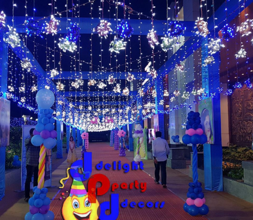Event Decoration Service And Lighting Decoration Service Service