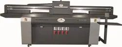 UV Flat Bed Printer, with Ricoh Heads, Size (8x4 ft)
