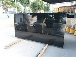 Polished Thick Slab MP Black Granite, For Flooring, Thickness: 15-20 mm