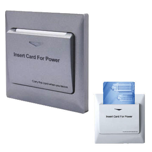 Key Tag Switch for Power Light