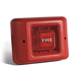 Small Fire Strobe Siren