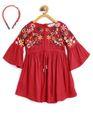 Bella Moda Embroider Dress